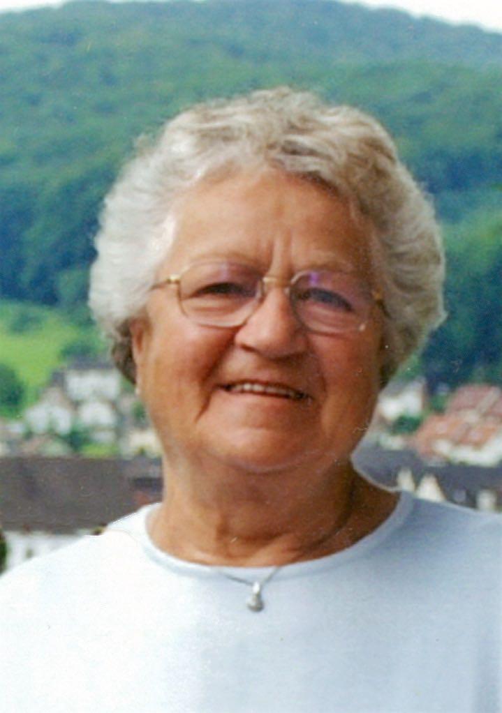 Hilda Speiser-Haldemann